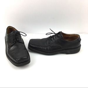 Ecco Century Tie Leather Oxford Dress Shoes